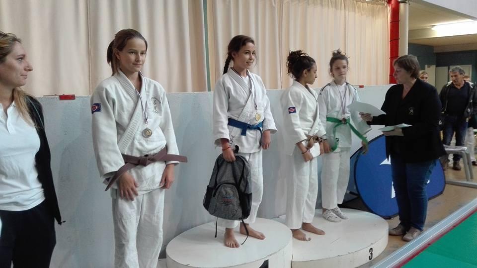 Calendrier Judo Occitanie.Resultats Coupe Regionale Minime Occitanie Judo Club Saint